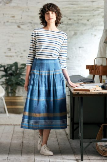 Seasalt Cornwall sukně biscornu