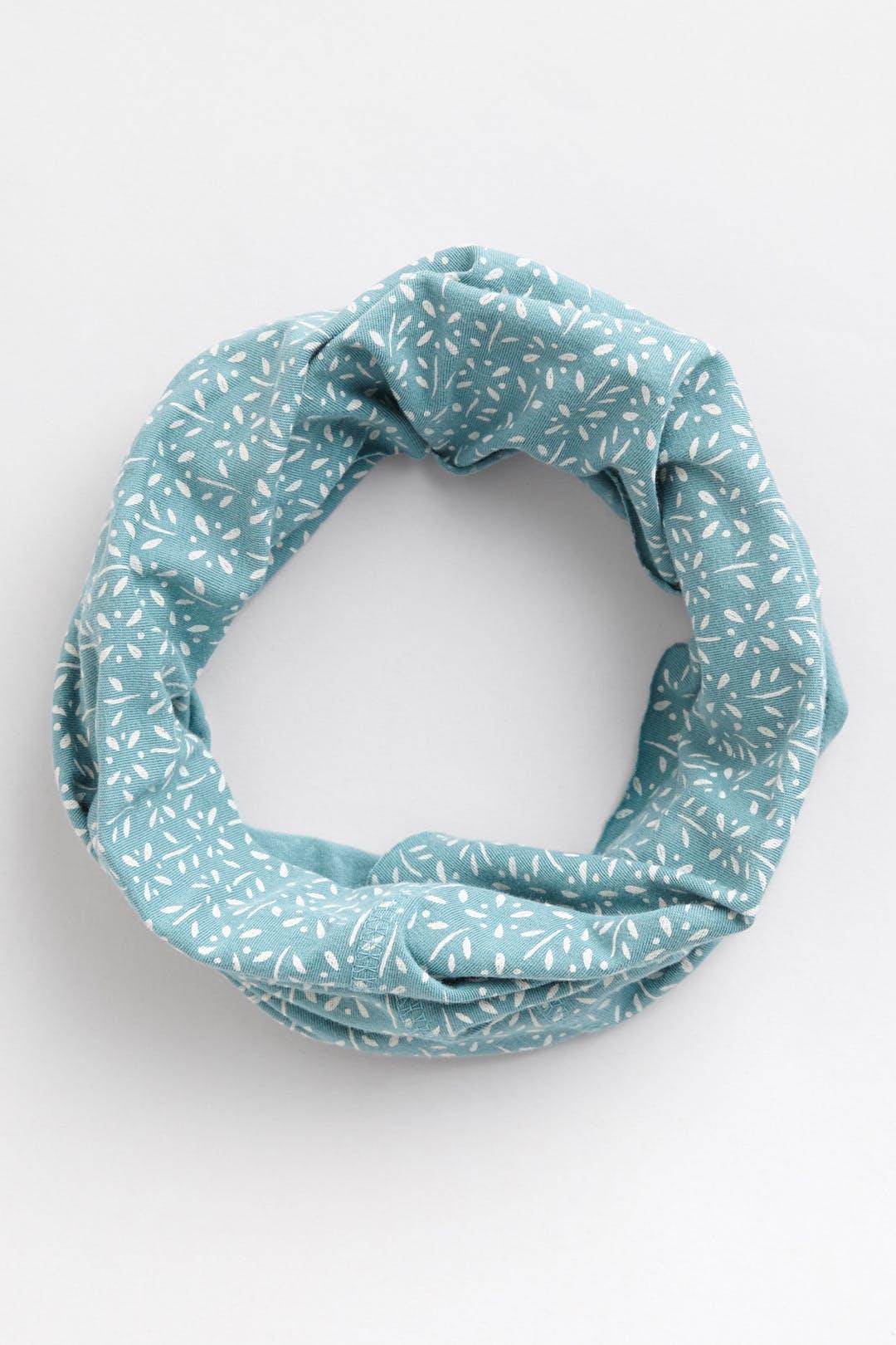 5801131d6 Seasalt Cornwall kruhový šátek z bio bavlny little flower