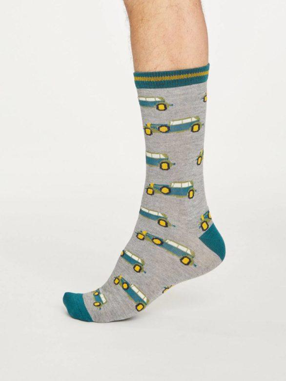 Thought dvojbalení pánských ponožek chauffur
