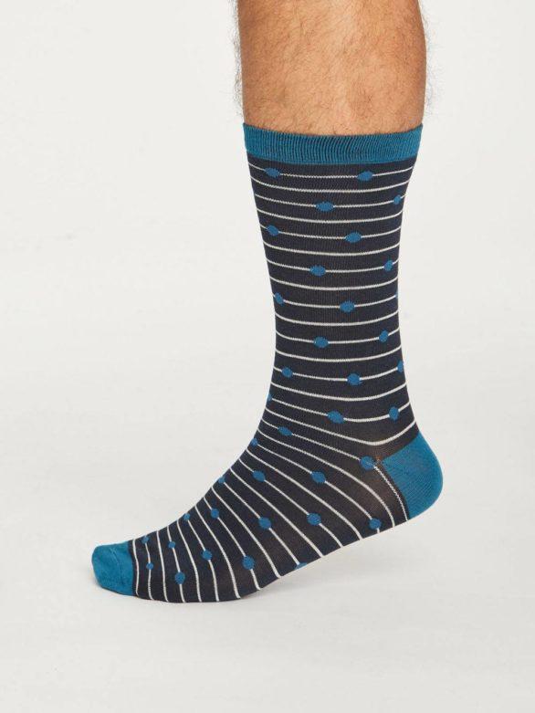 Thought trojbalení pánských ponožek classic stripe