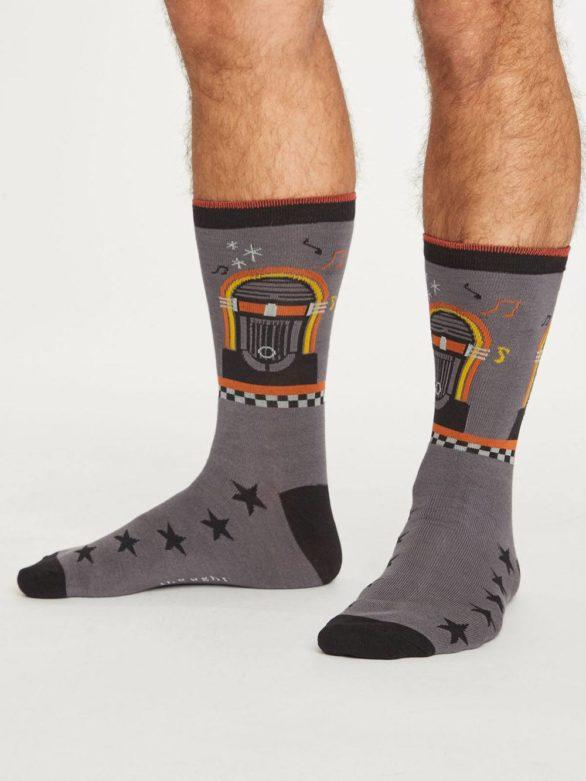 Thought dárkové balení pánských ponožek jazz