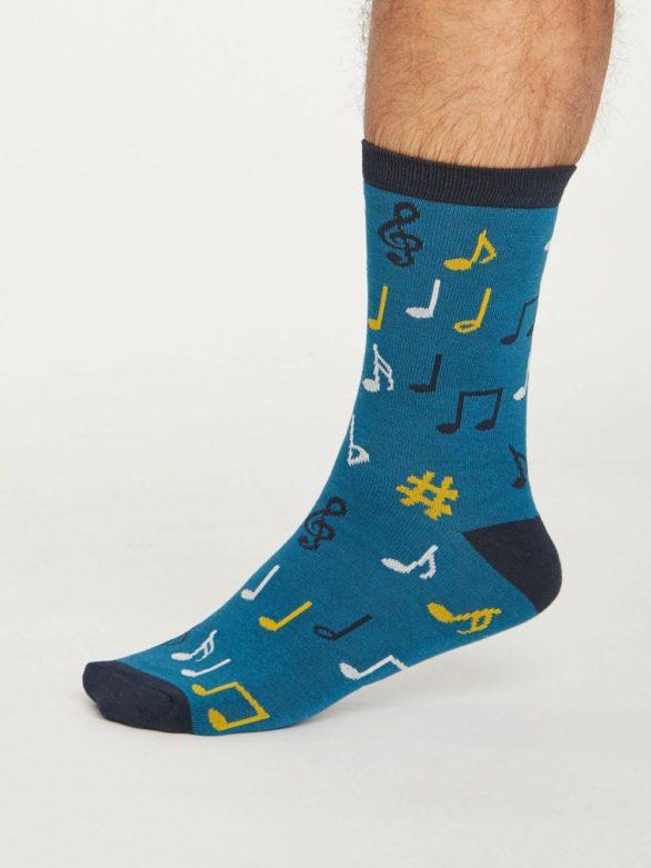 Thought dvojbalení pánských ponožek musician