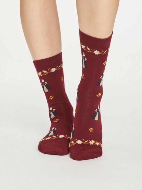 Thought dvojbalení dámských ponožek regina