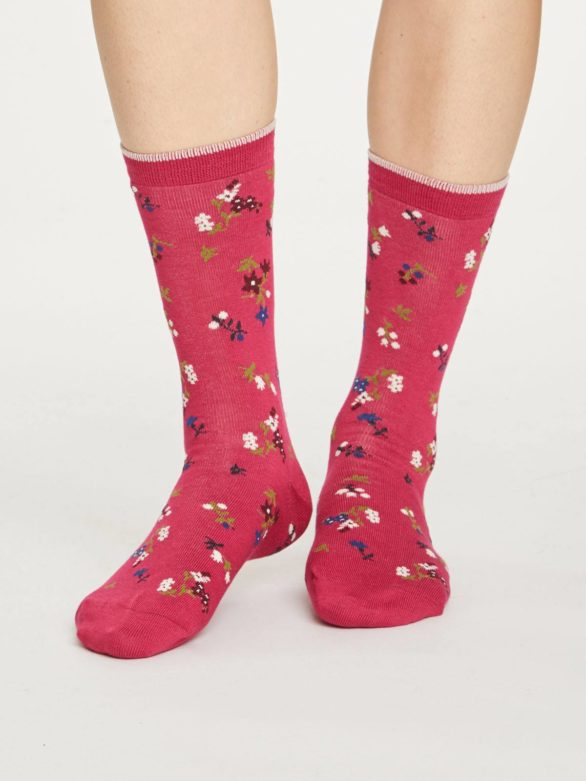 Thought dárkové balení dámských ponožek rosie flowers