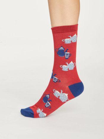 Thought dvojbalení dámských ponožek tea and cake