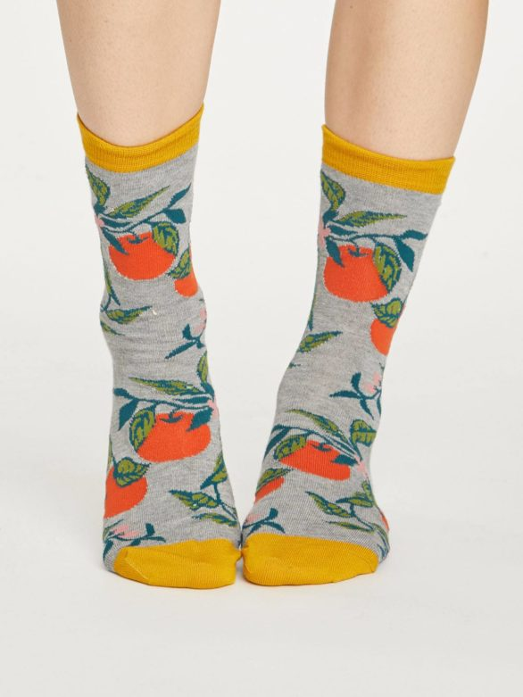 Thought trojbalení dámských ponožek winter fruits