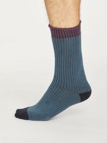 Thought ponožky walker modré