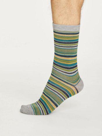Thought bambusové ponožky kennet šedé