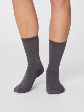 Thought bambusové ponožky jackie šedé