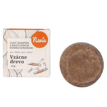 Navia Šampon vzácné dřevo 25 g