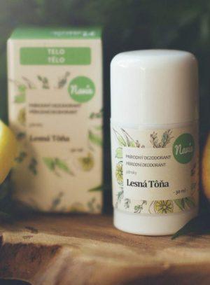 Navia tuhý deodorant lesní rosa 30 ml