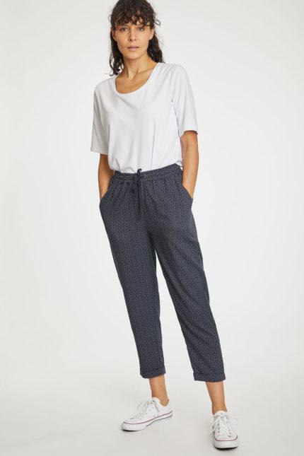 Thought bambusové tričko bílé