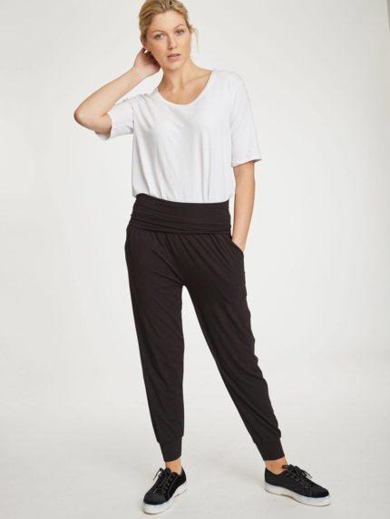 Thought kalhoty dashka černé