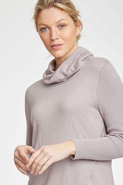 Thought svetr unnur šedý