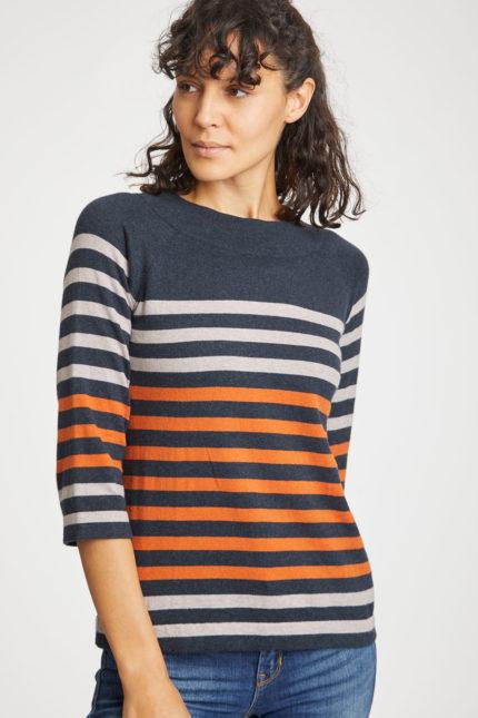 Thought svetřík sail la vie oranžový
