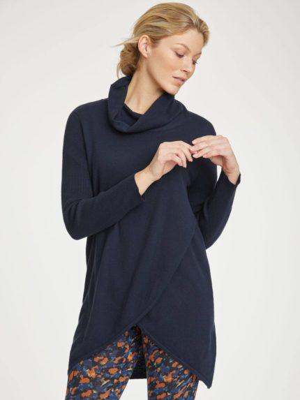 Thought svetr unnur modrý