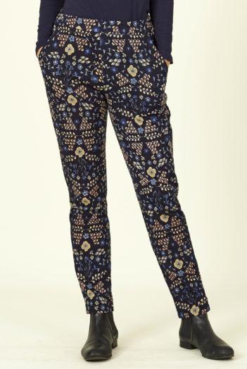 Nomads Žerzejové kalhoty modré