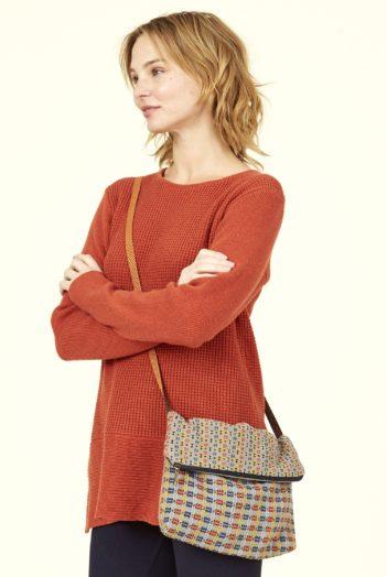 Nomads mini kabelka oranžová