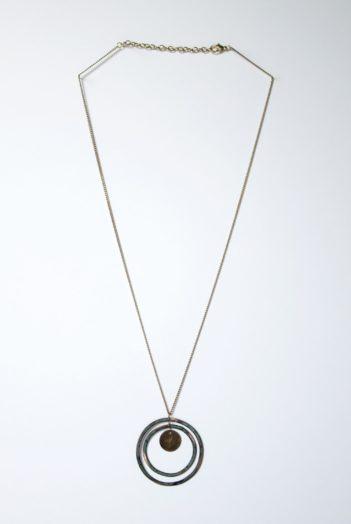 Nomads náhrdelník patina loop