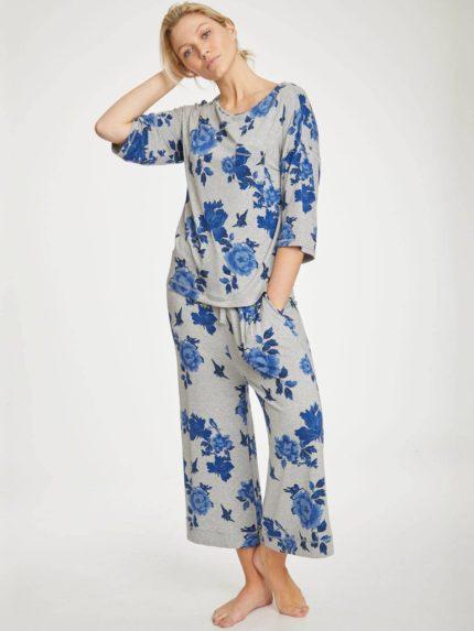 Thought pyžamové kalhoty reanna