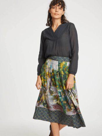 Thought tencelová sukně maiken