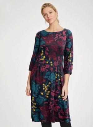 Thought bambusové šaty agnetha