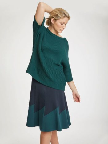 Nomads svetr runa zelený