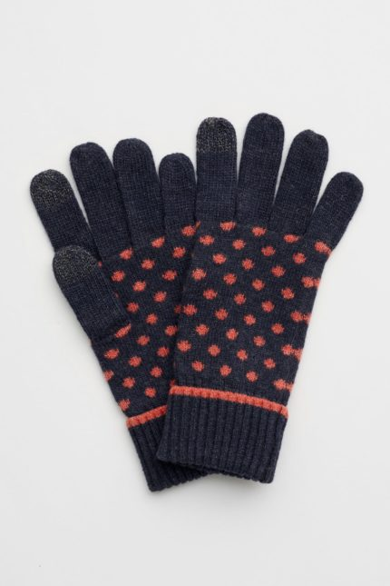 Seasalt rukavice confetti dark night