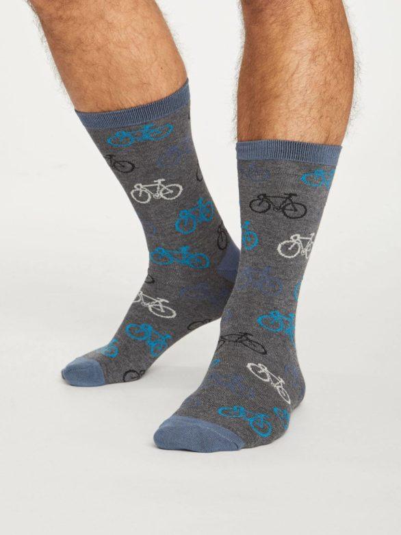 Thought dárkové balení pánských ponožek bike rider