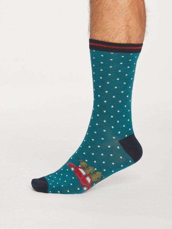 Thought dárkové balení dámských ponožek christmas eve