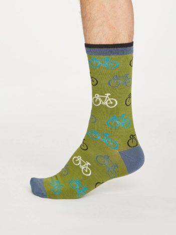 Thought trojbalení pánských ponožek cycles
