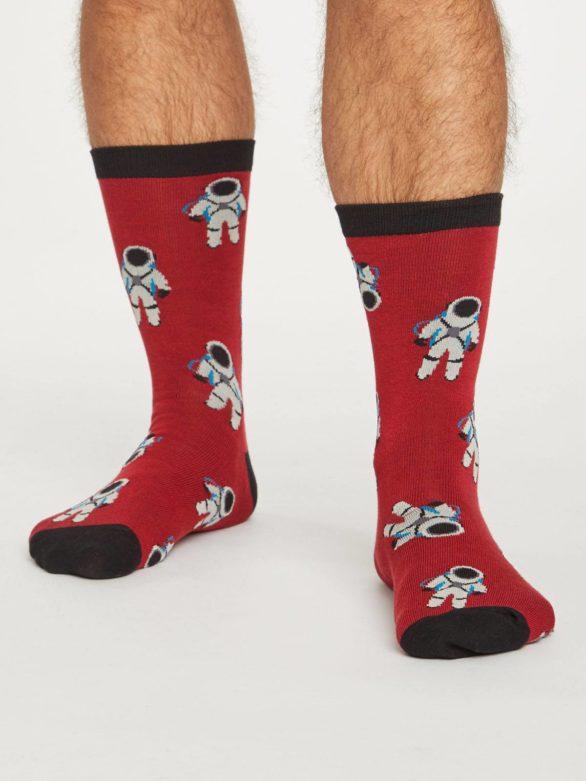 Thought dárkové balení pánských ponožek galactic