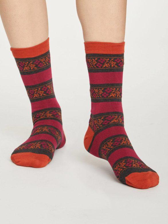 Thought dárkové balení dámských ponožek alpine