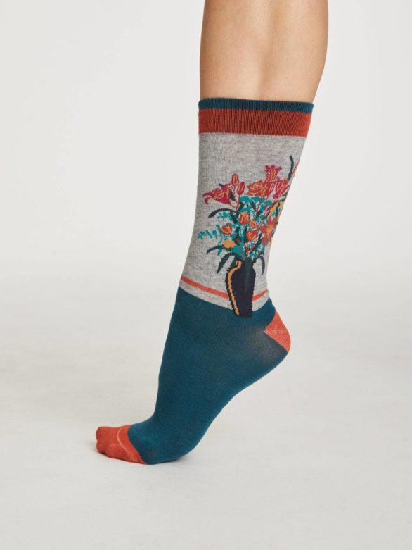 Thought dárkové balení dámských ponožek country manor
