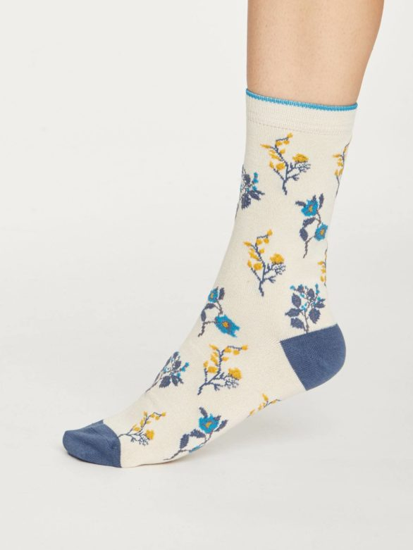 Thought dvojbalení dámských ponožek winter deer