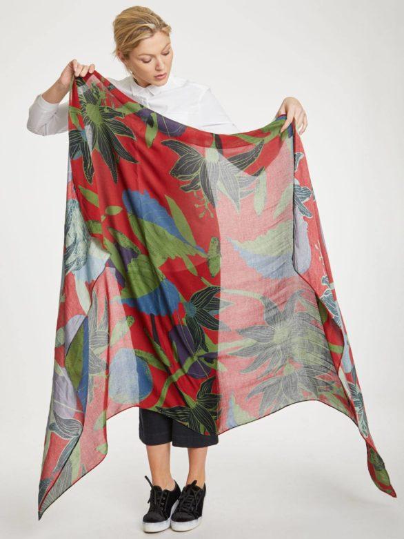 Thought bambusový sarong hakonia