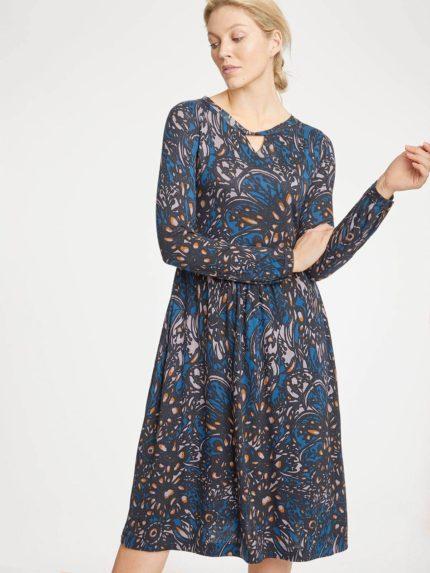 Thought bambusové šaty abela