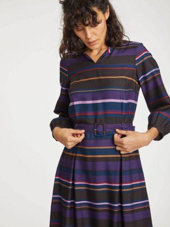 Thought tencelové šaty erland