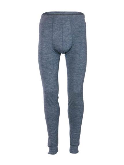 Living Crafts funkční merino kalhoty modré