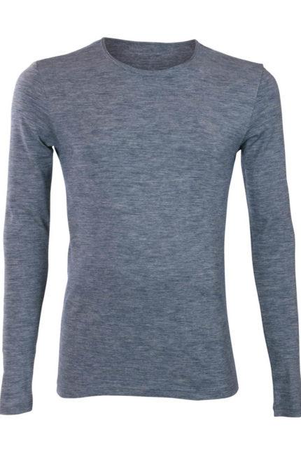Living Crafts funkční merino tričko modré