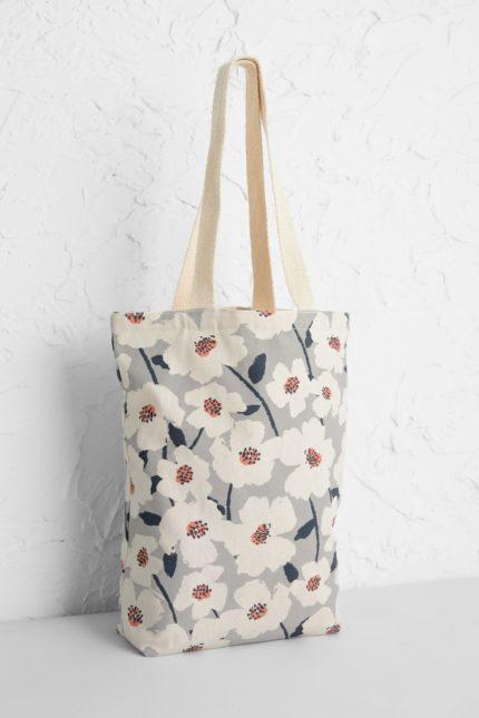 Seasalt Cornwall nákupní taška mallow coble