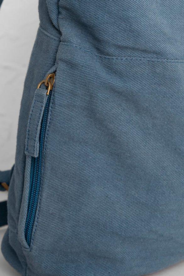 Seasalt Cornwall batoh island tradition modrý