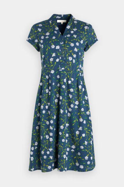 Seasalt Cornwall košilové šaty pencil box primrose