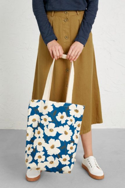 Seasalt Cornwall nákupní taška mallow cargo