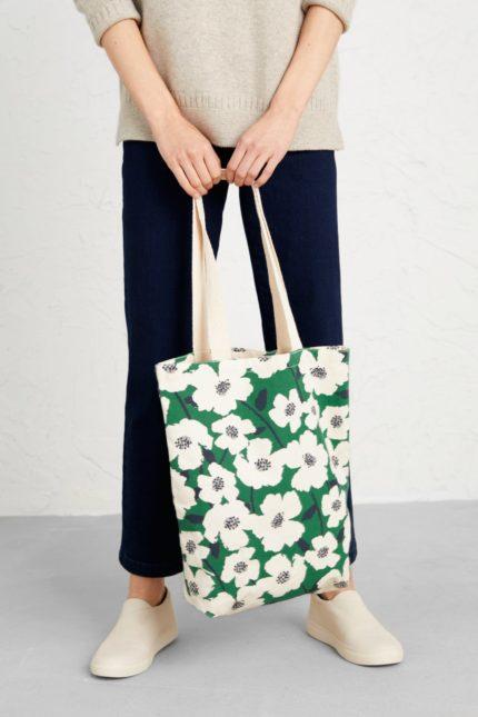 Seasalt Cornwall nákupní taška mallow copse