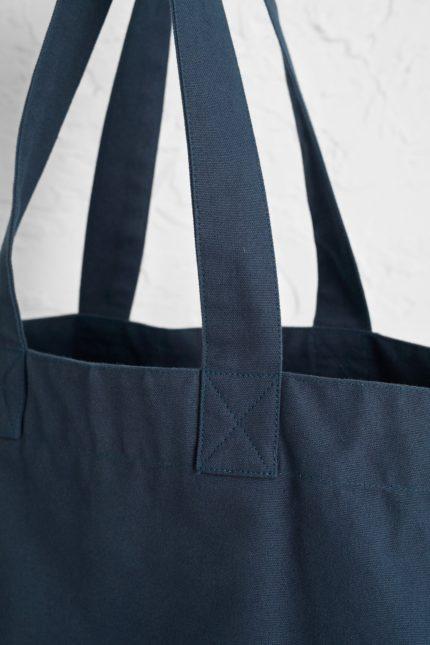 Seasalt Cornwall plátěná taška mid-tone modrá