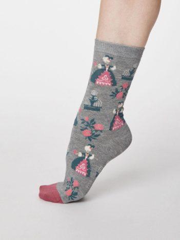 Thought trojbalení dámských ponožek matthia