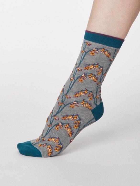 Thought dárkové balení dámských ponožek garden flowers