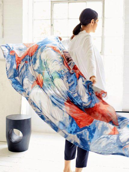 Thought bambusový sarong lyme