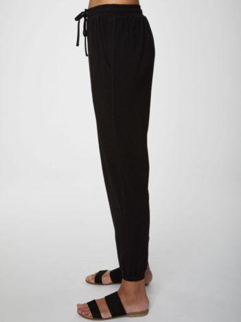 Thought bambusové kalhoty emerson černé